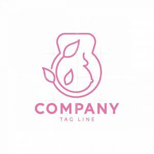 Pregnant Fitness Logo