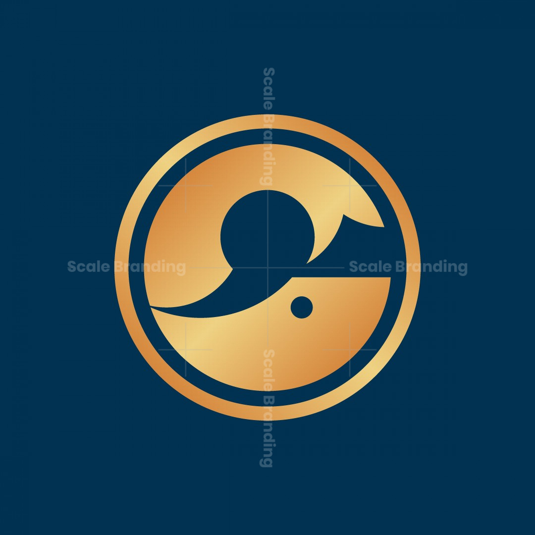 Luxury Whale Logo