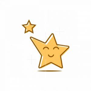 Cute Star Logo
