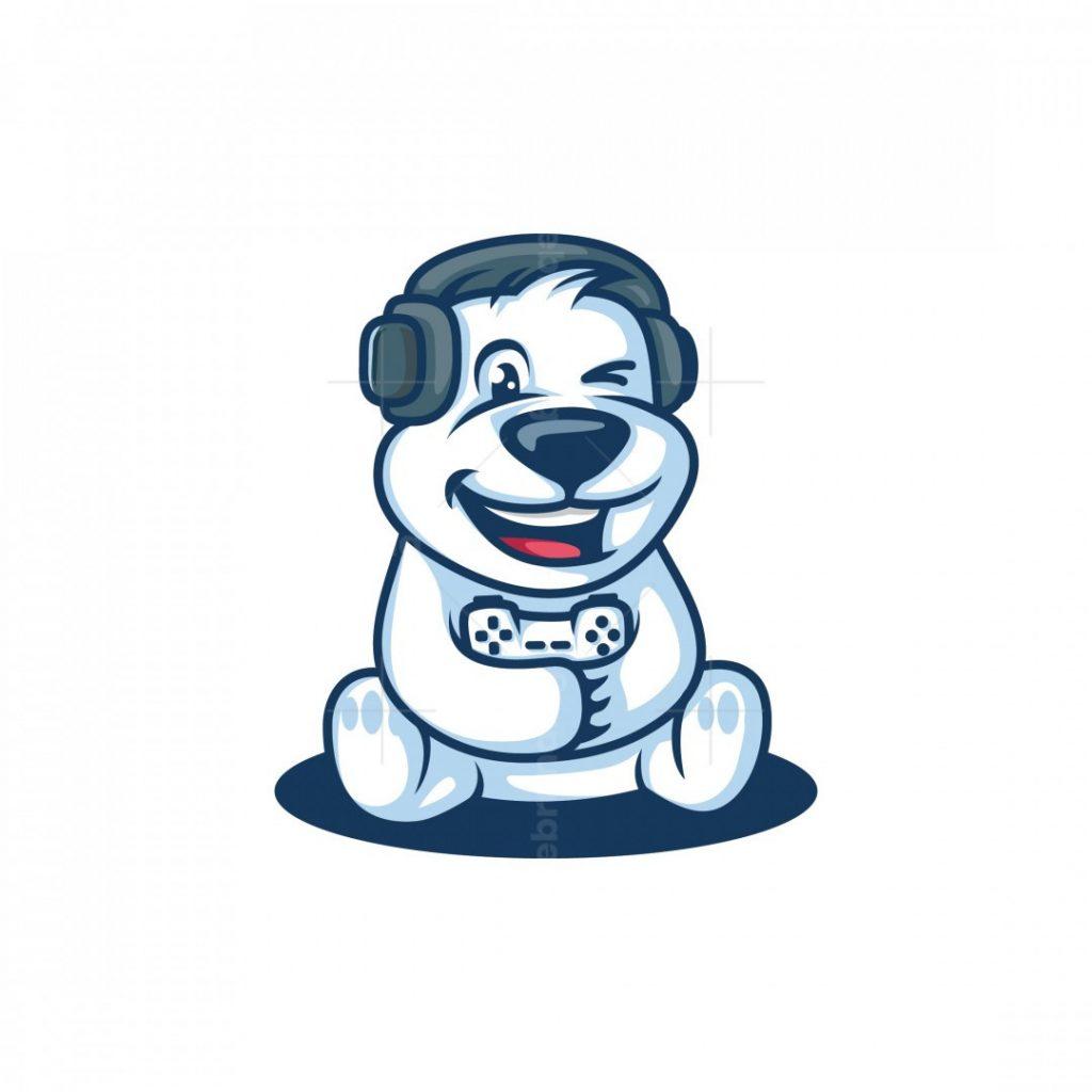Gaming Bear Logo