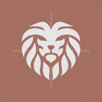 Lion Love Logo