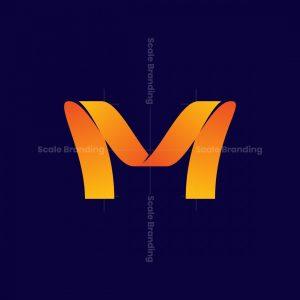 Letter M Or W Logo