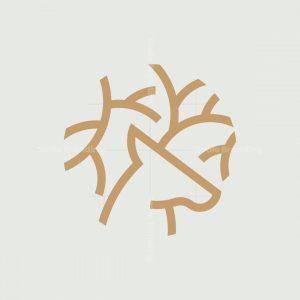 Branch Deer Logo