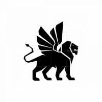 Lion Wings Logo