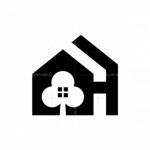 H Home Shamrock Logo