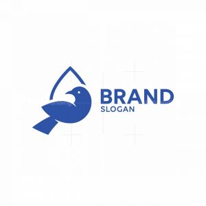 Water Bird Logo