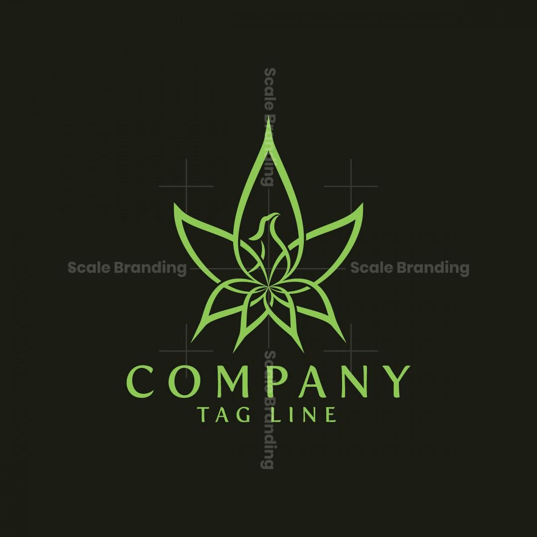 Phoenix Cannabis Logo