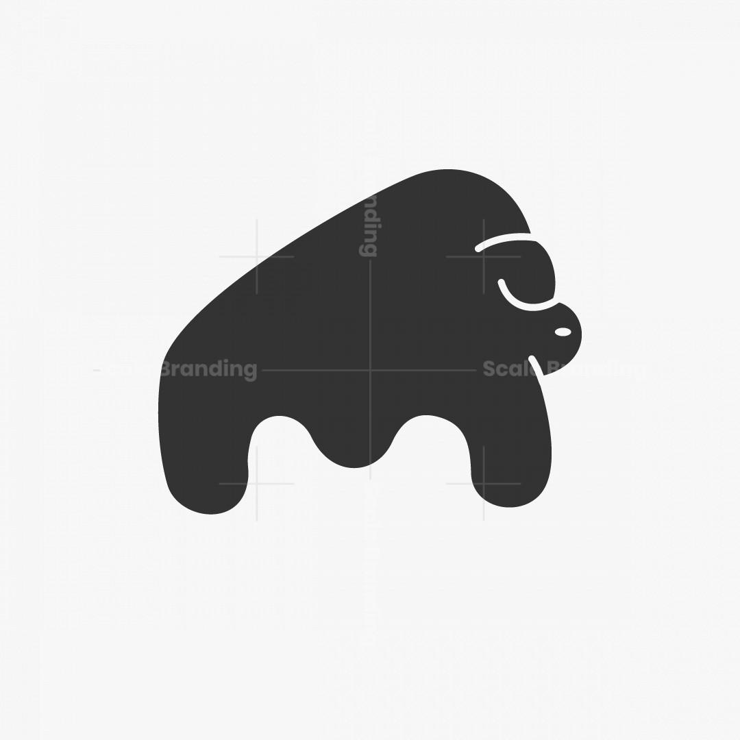 M Gorilla Logo