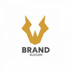 W Wolf Logo