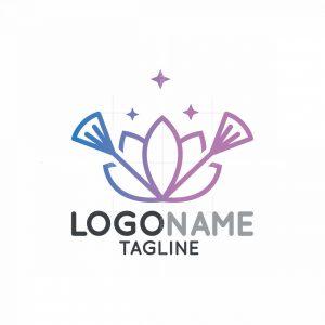 Lotus Makeup Logo