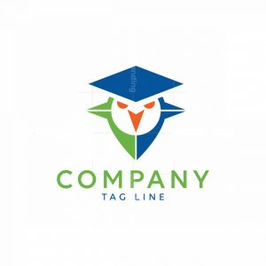 Compass Owl Logo