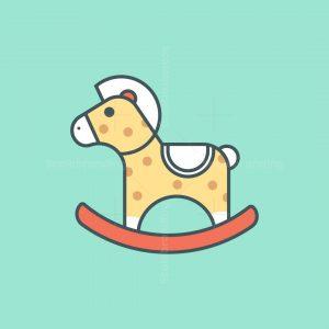 Cute Horse Logo
