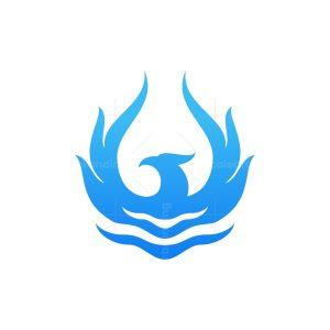 Eagle Water Logo