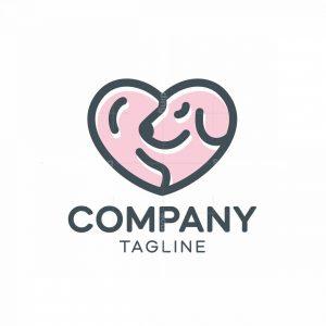 Dog Heart Logo