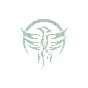 Dna Phoenix Logo