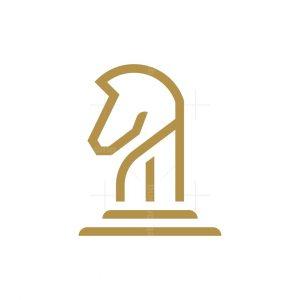 Column Horse Logo