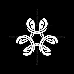 Abstract Loop Logo