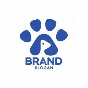 Paw Dog Logo