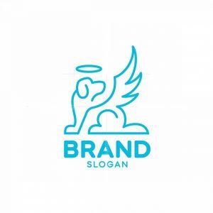 Heaven Dog Logo