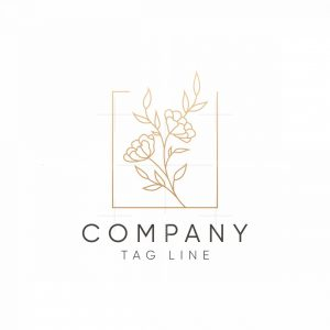 Wild Flower Logo