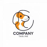 C Dog Logo