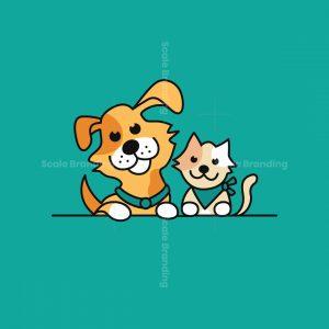 Cartoon Pet Logo