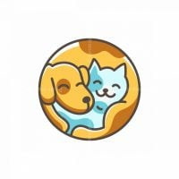 Cute Pet Logo