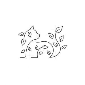 Nature Cat Logo