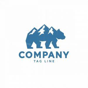 Peaks Bear Logo