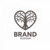 Heart Tree Logo