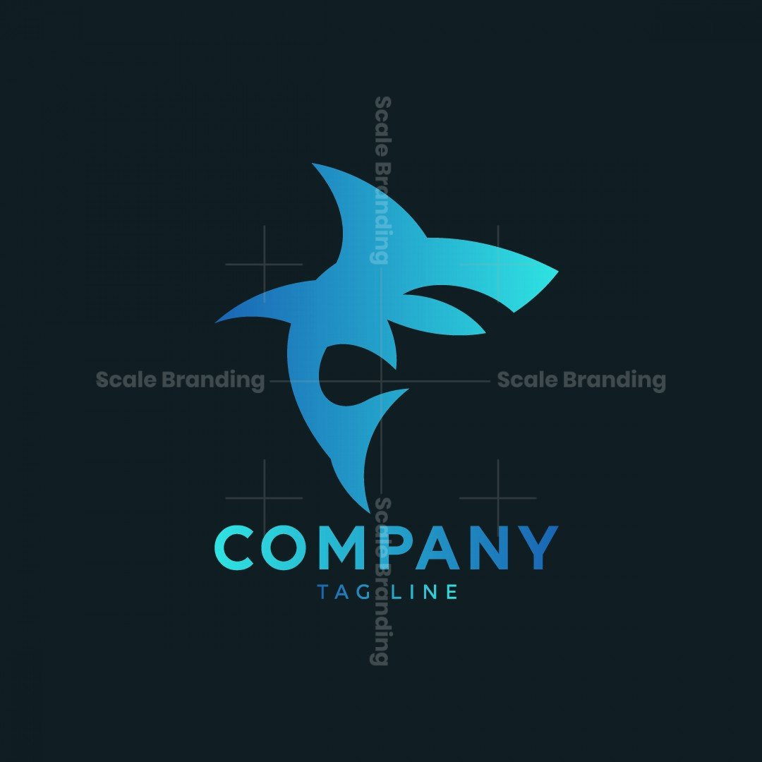 Shark Loog Logo