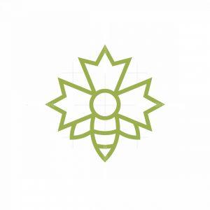 Hemp Bee Logo