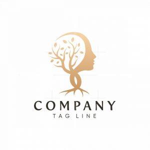 Tree Head Logo