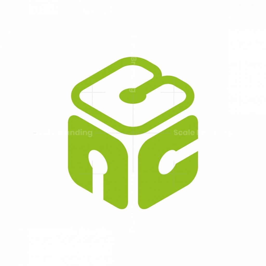 Abc Hexa Letters Logo