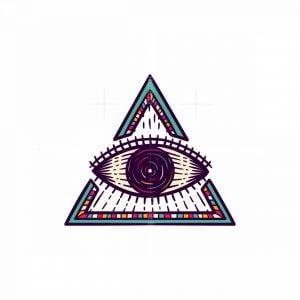 All Seeing Eye Logo