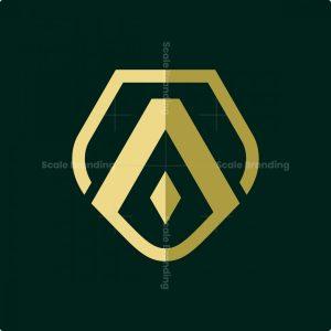 Alpha Shield Logo