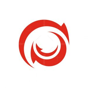 Arrows Circle Logo