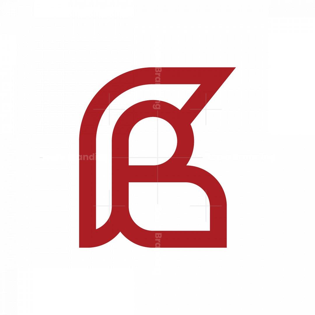 Letter B Spartan Logo