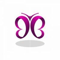 Bb Butterfly Logo