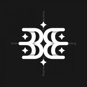Be Monogram Logo