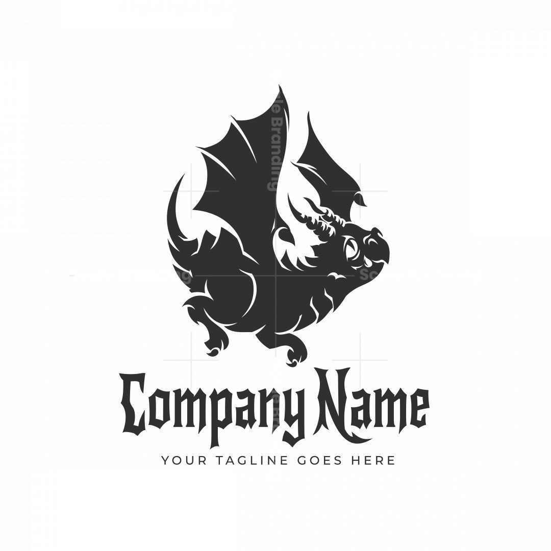 Baby Dragon Logo
