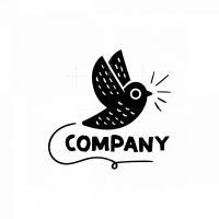 Big Eye Bird Logo