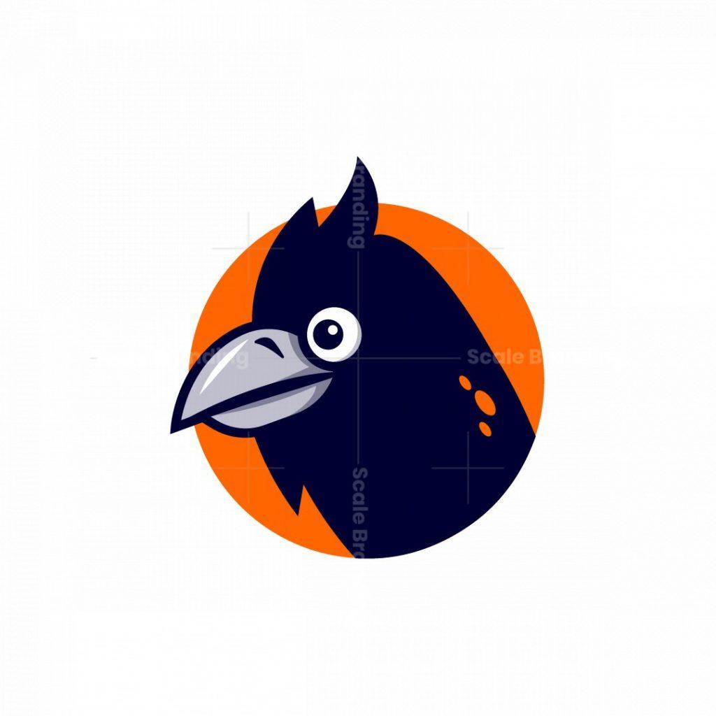 Bird Head Logo