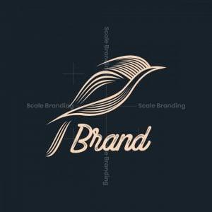 Bird Moire Logo