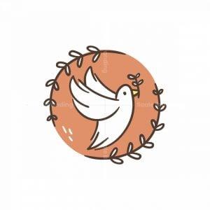 Bird Of Peace Logo