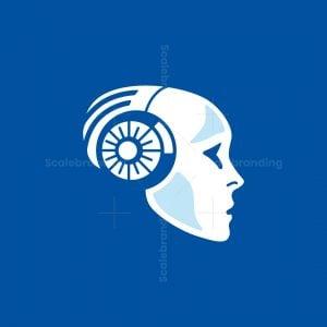 Blue Bot Logo
