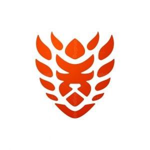 Burning Lion Logo