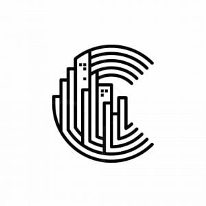 Initial C City Logo