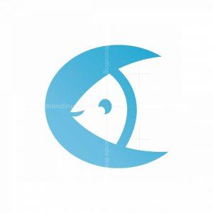 Fish Round Logo