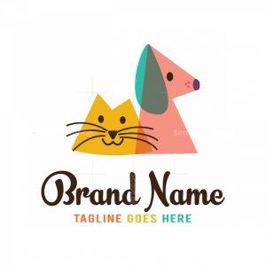 Dog And Cat Logo